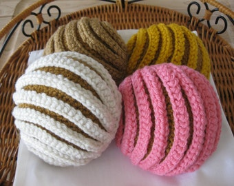 Conchas Mexicanas Crochet Pattern
