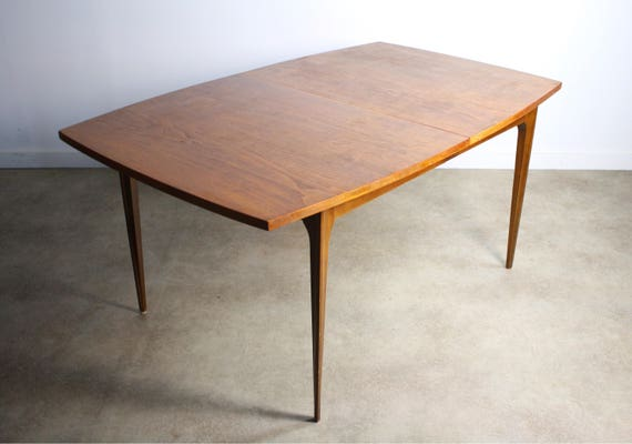 2e098a5b18497 24 HOUR HOLD Mid Century Broyhill Brasilia Dining Table