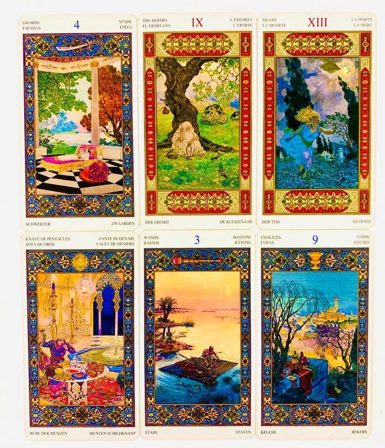love tarot psychic 3 question reading  etsy