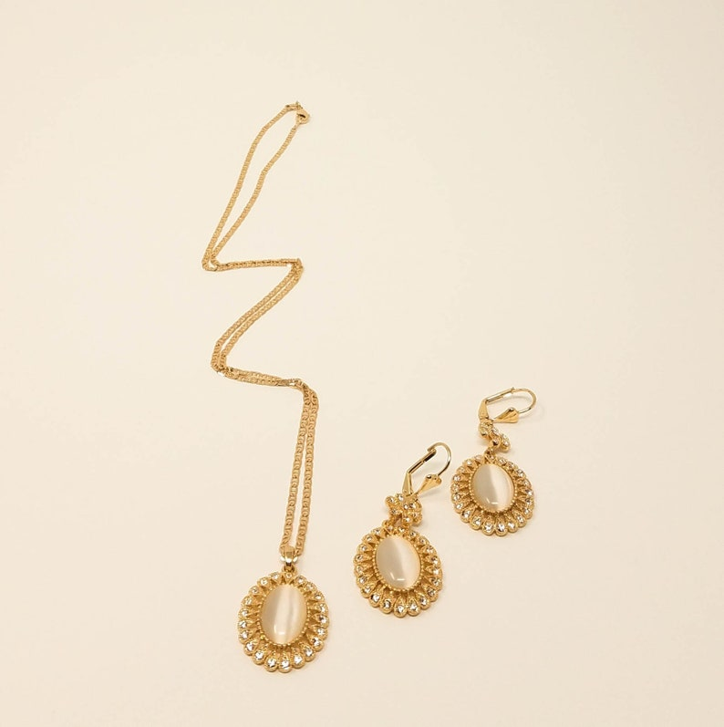 14k Gold Filled Jewelry Sets of Necklace and Earrings Free Shipping in the US!