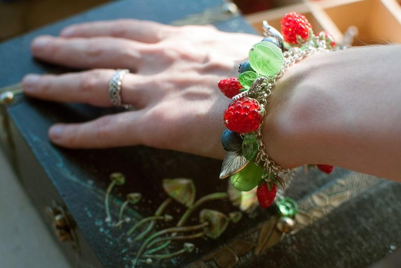 Very berry bracelet MTO