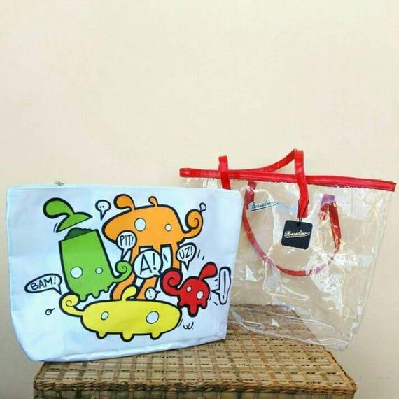 Bag Fashion Line Balloons