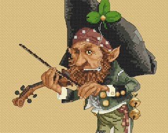 Cross Stitch Chart Fiddler - Art of Jean-Baptiste Monge