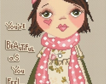 Cross Stitch Needlepoint Chart Pattern Diane Duda Beautiful