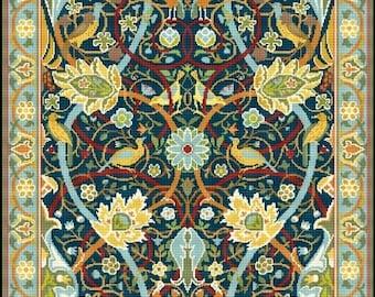 Bullerswood Rug Carpet by William Morris