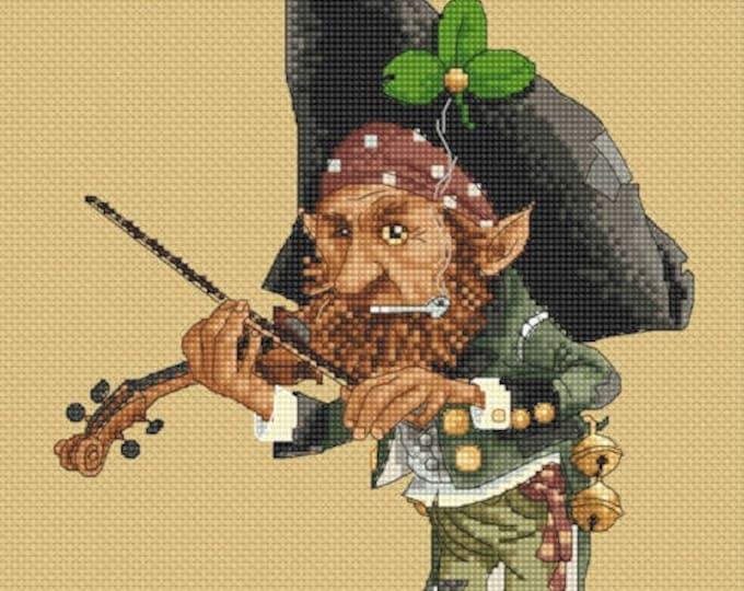 Cross Stitch Chart Fiddler - Art of Jean-Baptiste Monge