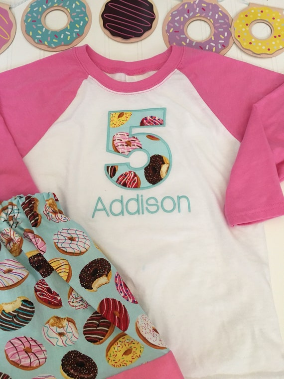girls donut party shirt, donut grow up birthday party, birthday donut shirt, sprinkles pink shirt, 1 2 3 4 5 6 donut birthday, party wear