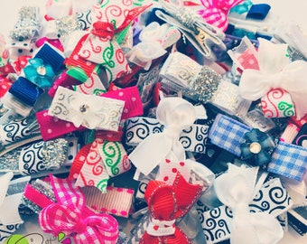 Mini Christmas Pirouette tweezers