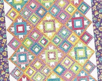 Elementary, My Dear (Quilt Pattern) by Classy Patterns [2006]