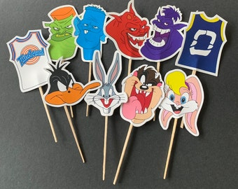 Space Jam Party Etsy