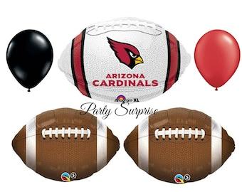 46caea20 Cardinals balloons   Etsy