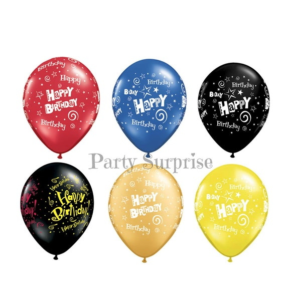 2nd Birthday Balloon Package Boy Or Girl 2 Years Old