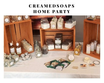 Book A Home Party