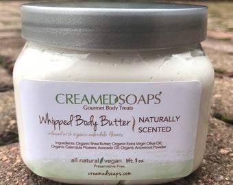Whipped Shea Butter; Whipped Body Butter; Organic Shea Butter