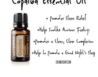 Copaiba Essential Oil, 15mL