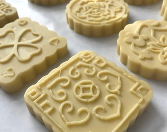 Organic Beeswax Lotion Bars