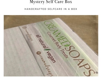 Mystery Self Care Box