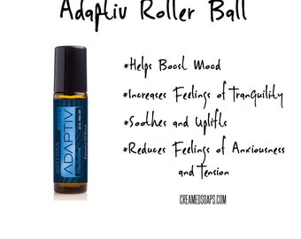 Adaptiv Essential Oil Blend; doTerra Roller Ball