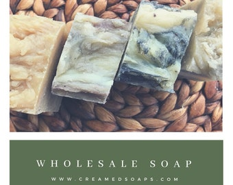 Wholesale Vegan Soap; Bulk Soap; Disount Soap