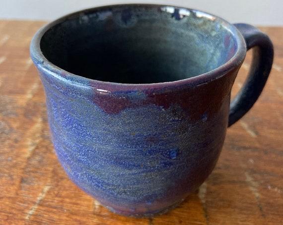 Hand- Thrown Ceramic Mug