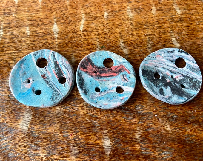 Agate-ware  ceramic diz