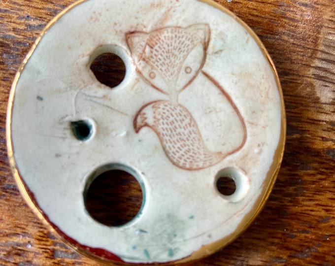 Fox Ceramic Diz