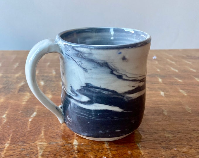 Small Swirled  Mug