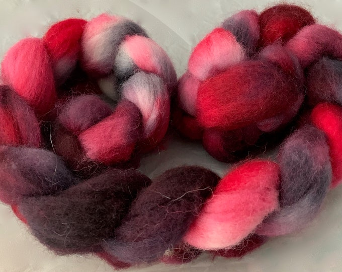 Heart of Darkness Wool Top