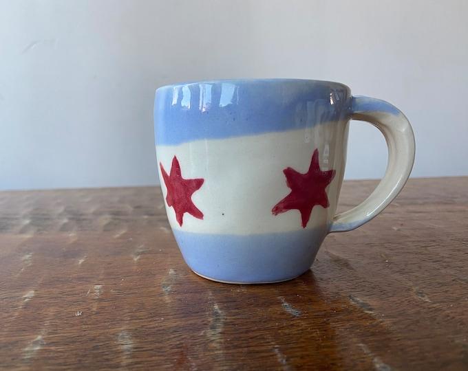 Chicago Flag Mug F