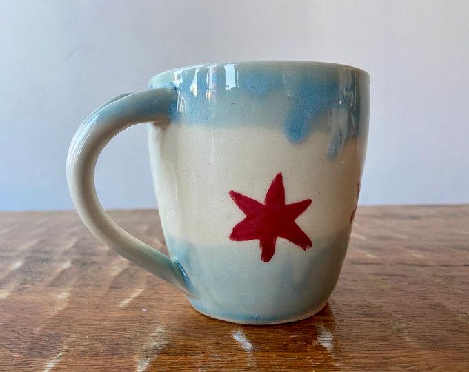 Chicago Flag Mug C