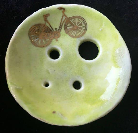 One bike ceramic diz