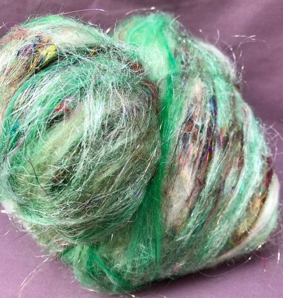 Sea Glass Fiber Batt