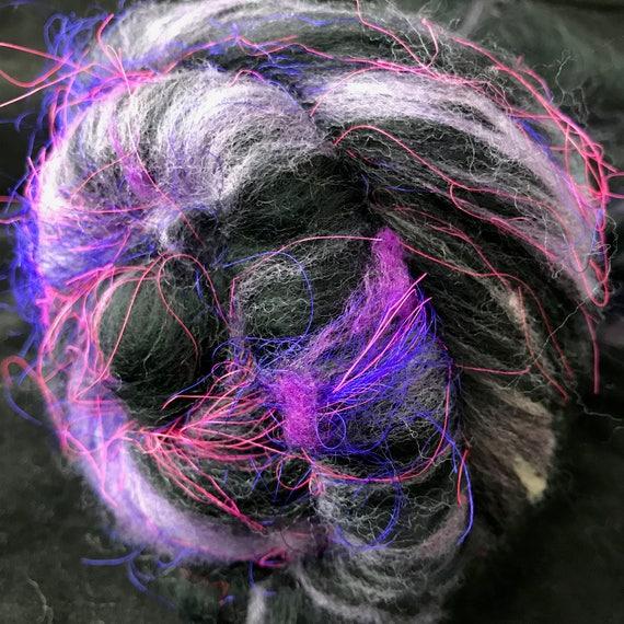 Cheshire Cat Fiber Batt