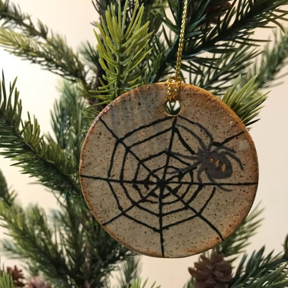 Spider ornament ornament
