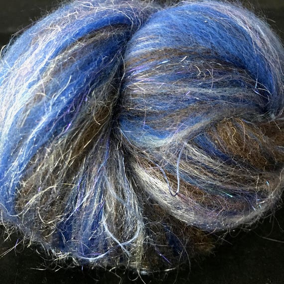 Moonlit Beach Fiber Batt