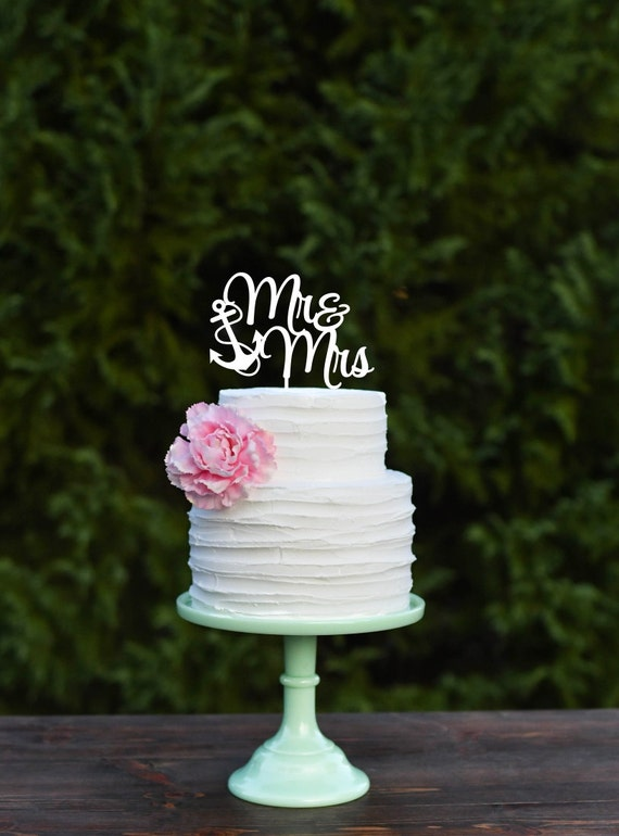 beach wedding cake toppers canada anchor wedding cake topper mr and mrs cake topper 11194