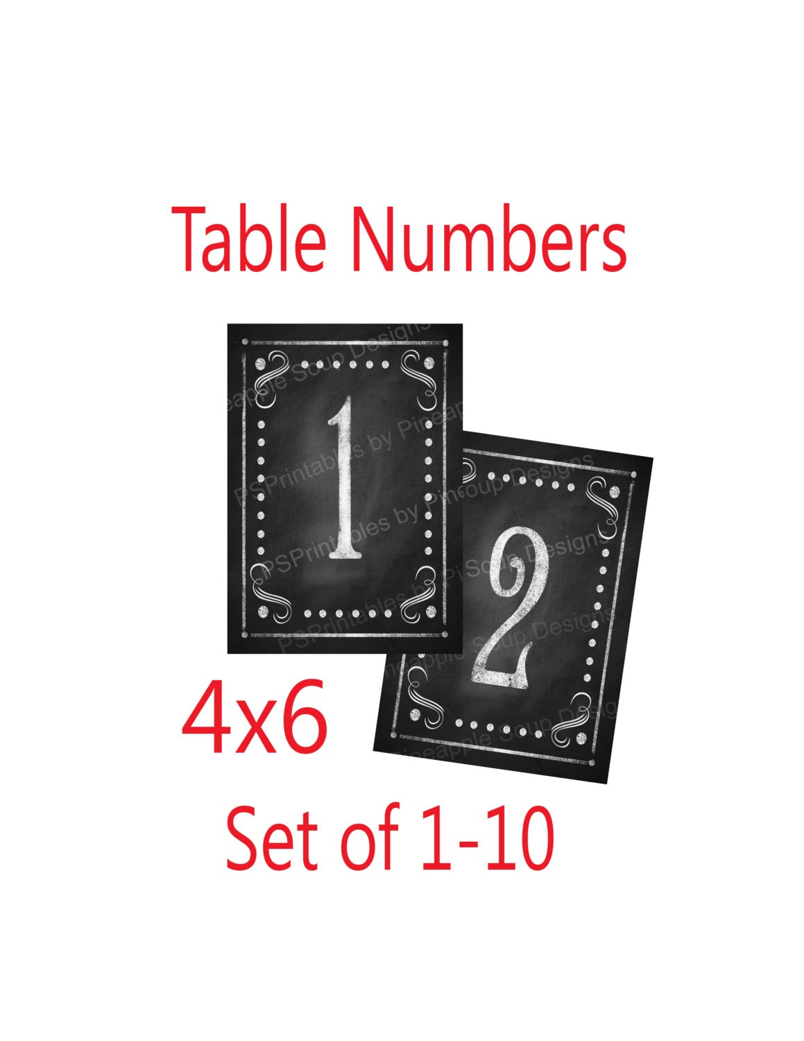 Pleasing Diy Printable Table Numbers For Your Rustic Wedding 1 10 Download Free Architecture Designs Rallybritishbridgeorg