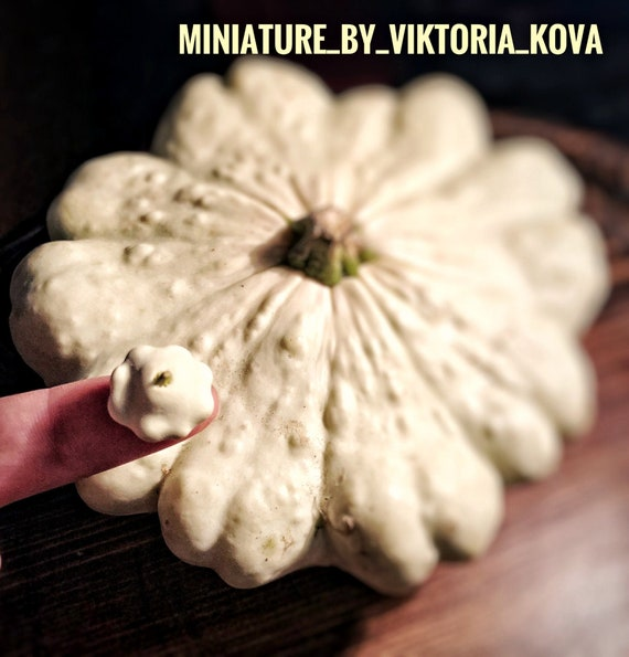 1:12 dollhouse miniature gold cauliflower you can cut it!!