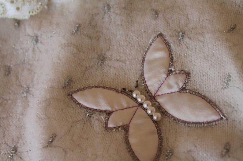 Ivory White  Knitted Women Pullower Vintage Knit Sweater Elegant Romantic Long  Sleeve Jumper Oversized Cardigan Shoulder Pads