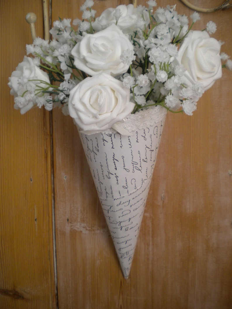 Love Letter Pew Ends 20 Church Pew Decorations Vintage Pew Ends Wedding Aisle Decorations Wedding Decorations Church And Venue Decor