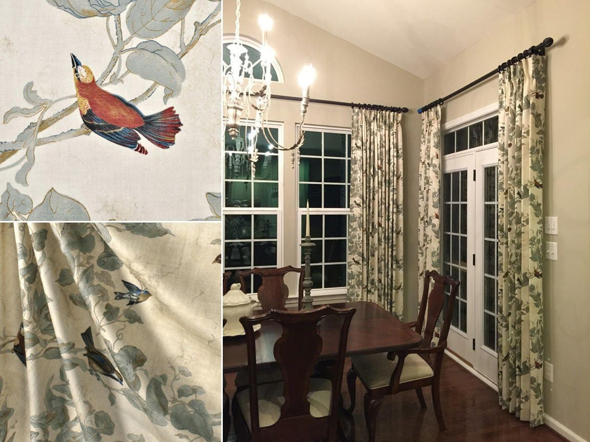 3 Colors Heritage House Windsong Cotton Blend Bird