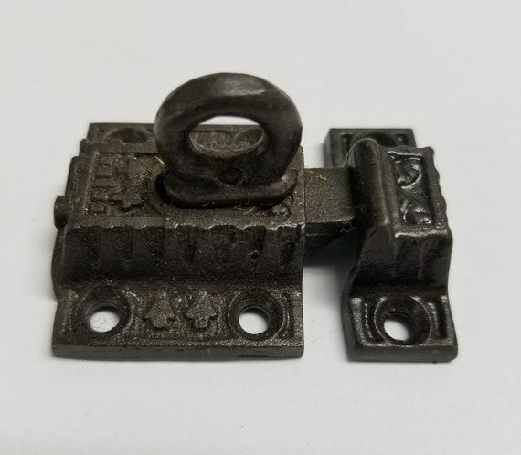 image 0 - Cast Iron Antique Cabinet Latch Etsy
