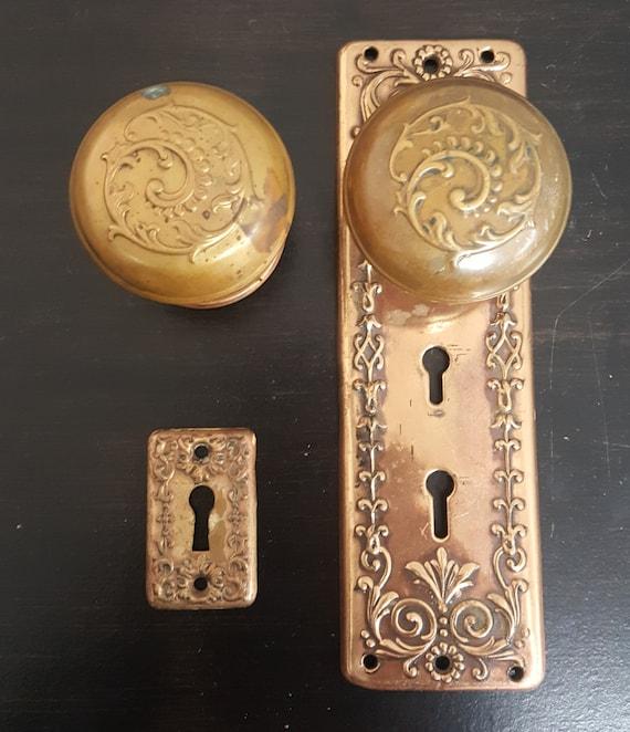 Cast Bronze Entry Door Set 530645 Etsy