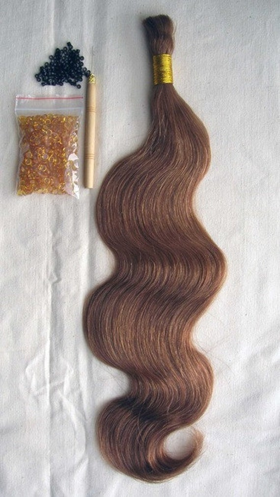 24 100 Brazilian Remy Human Hair Extensions Euro Wave Etsy