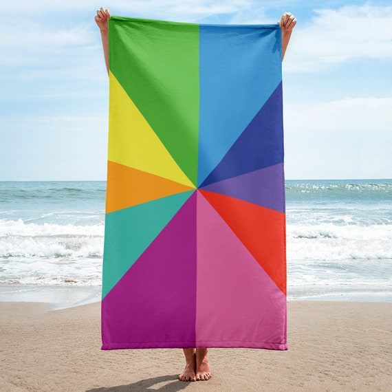 Harmony of the Universe: Beach Towel