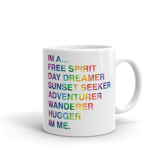 Inspirational Ima Gypsy Mug 11oz