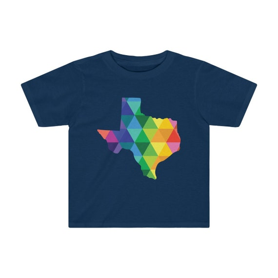 Texas Kids Tee - Texas Gear - Cute Texas Shirts - Texas Shirt Company - Texas Based Clothing Brand