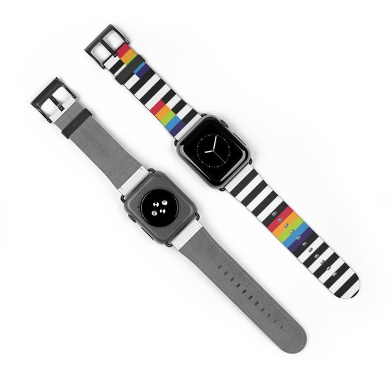Rainbow Watch Strap