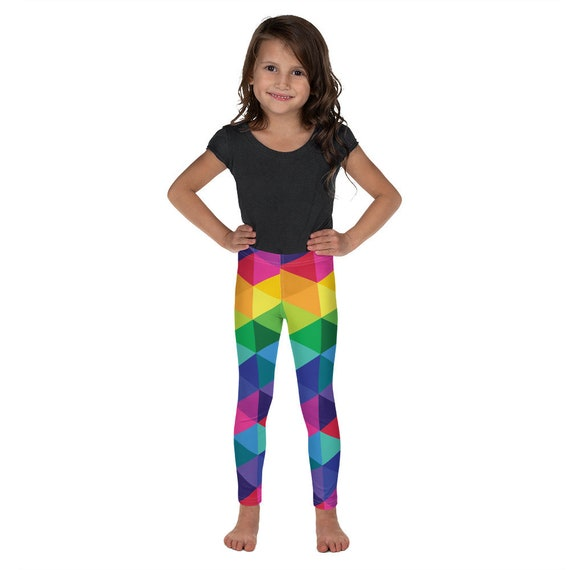 Colorful Kid's Leggings