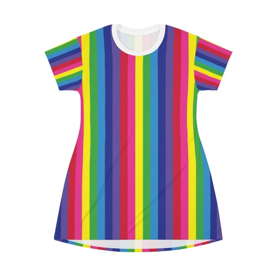 The Candylicious T-shirt Dress